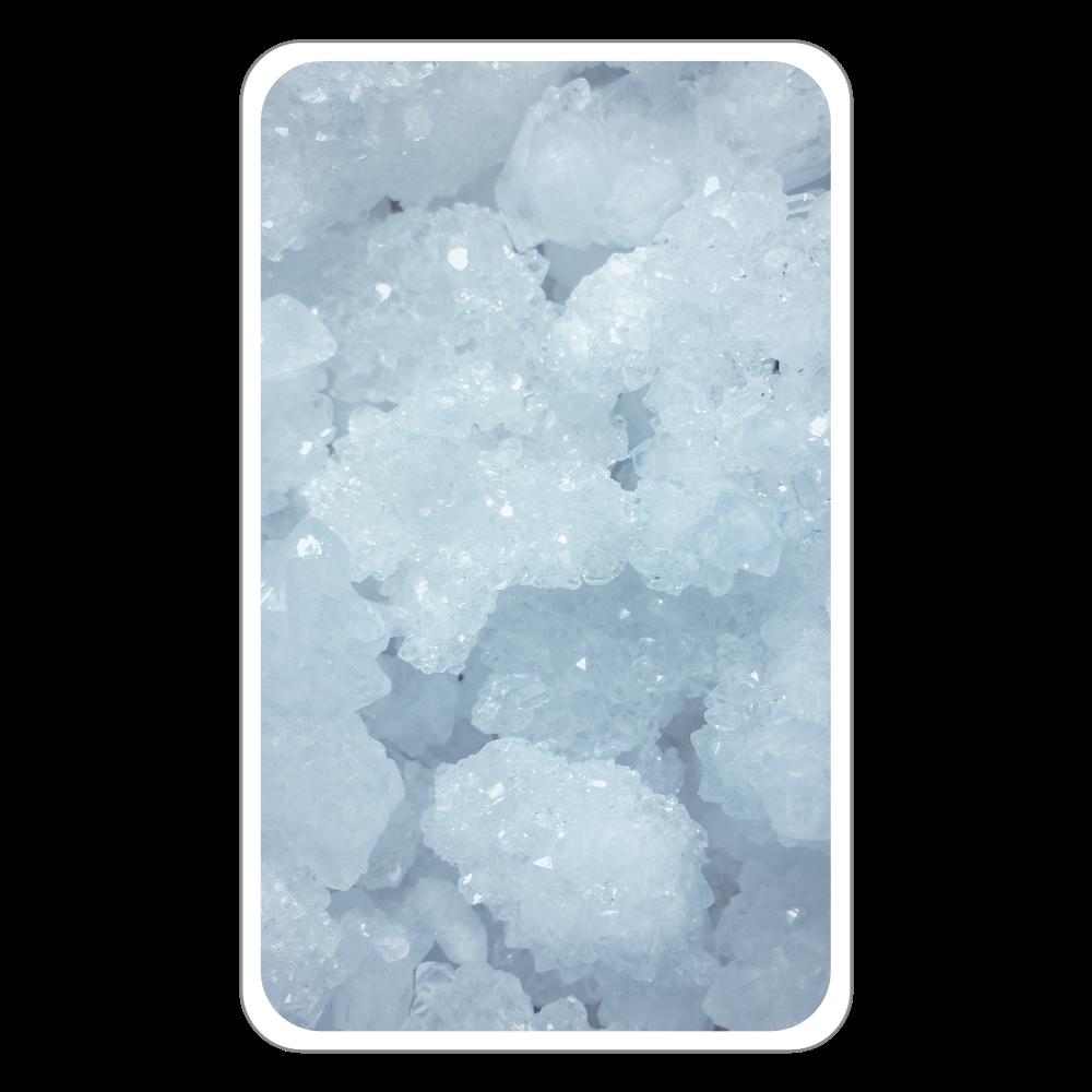 Crystal Garden フラットパスケース