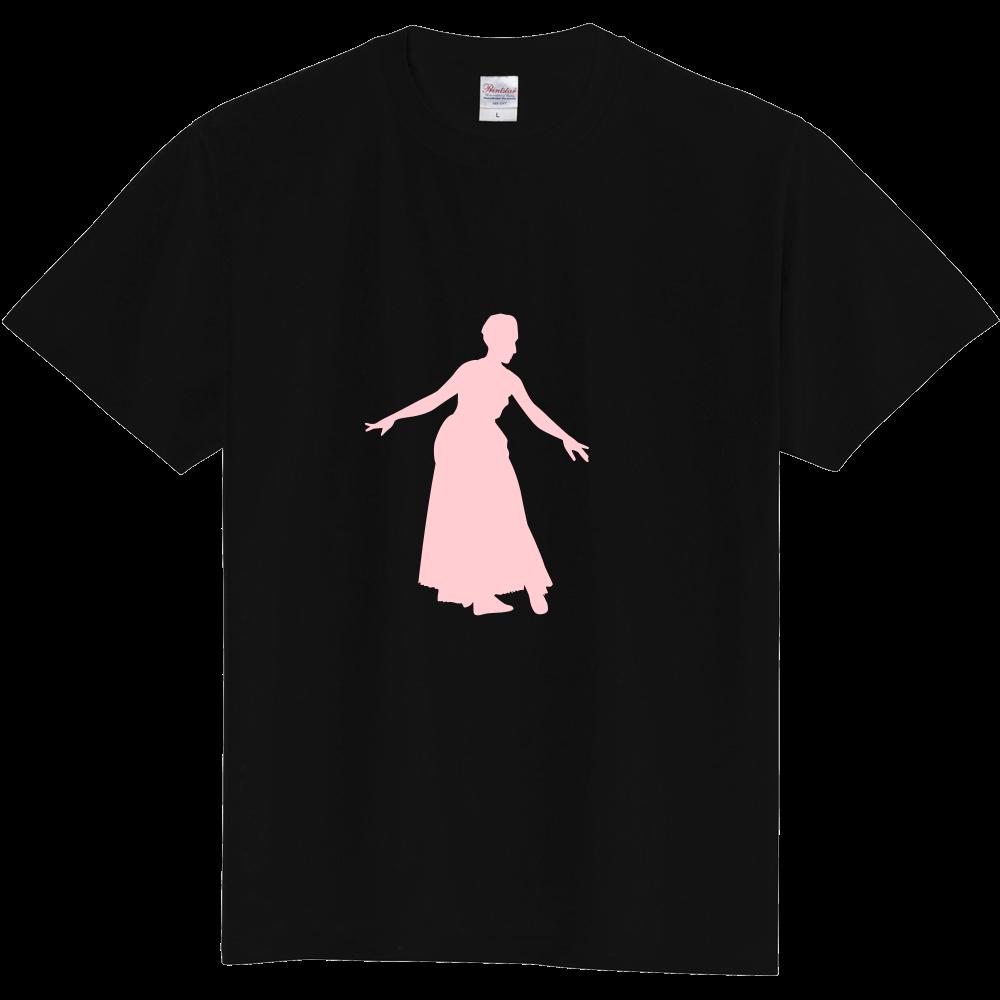 姫 ピンク 定番Tシャツ