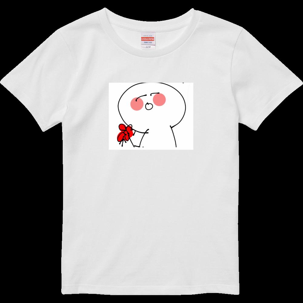 カーネーション ハイクオリティーTシャツ(ガールズ)