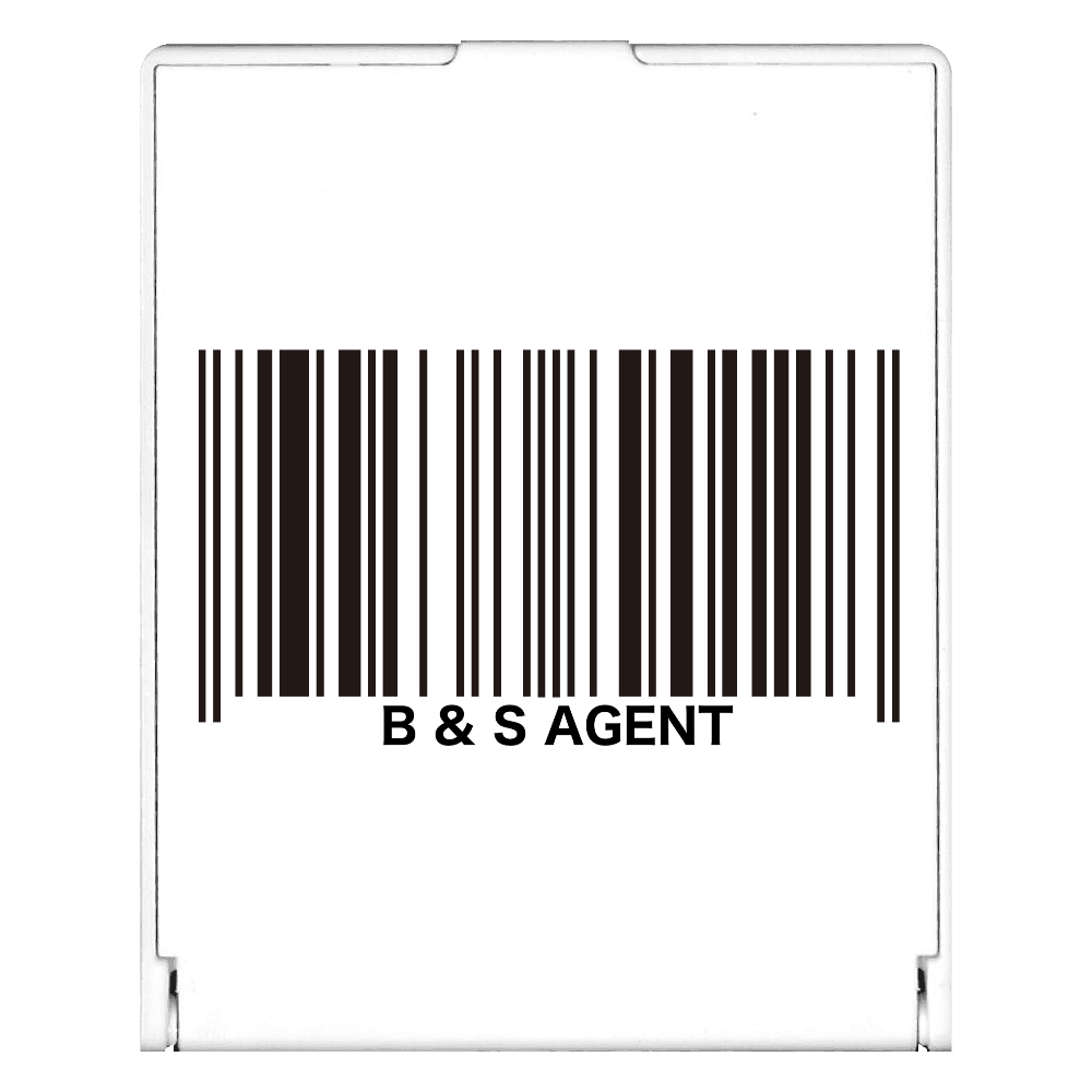 B&S AGENT スクエアミラー