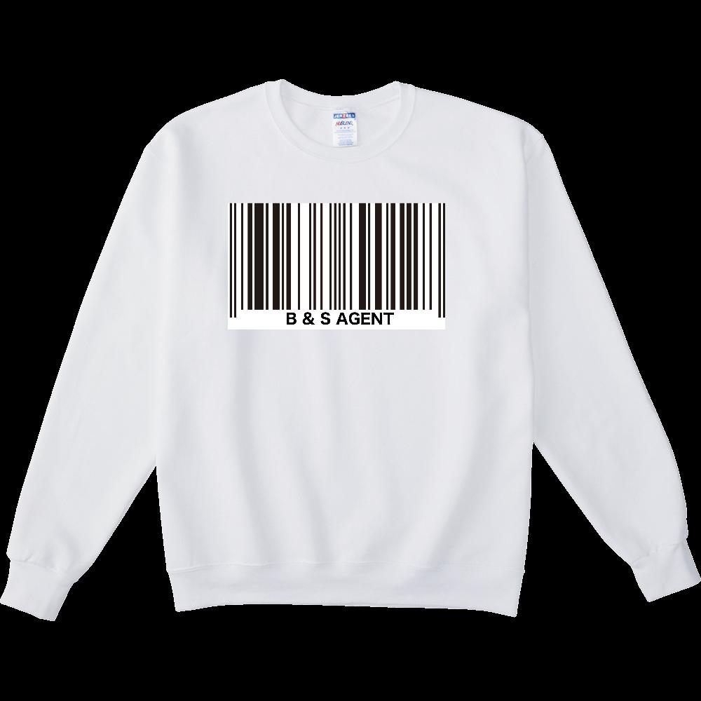 B&S AGENT NUBLENDスウェットシャツ