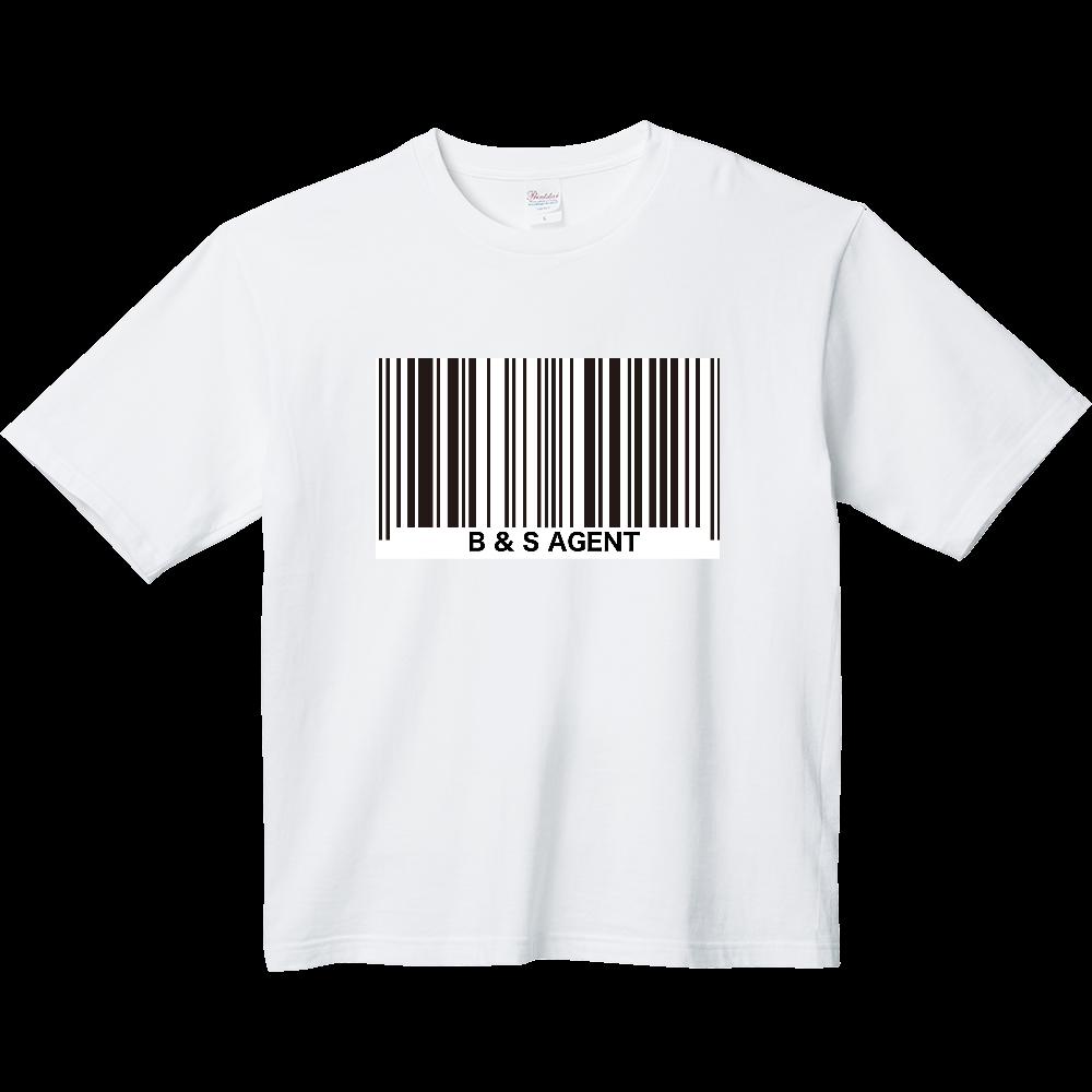 B&S AGENT ヘビーウェイト ビッグシルエットTシャツ