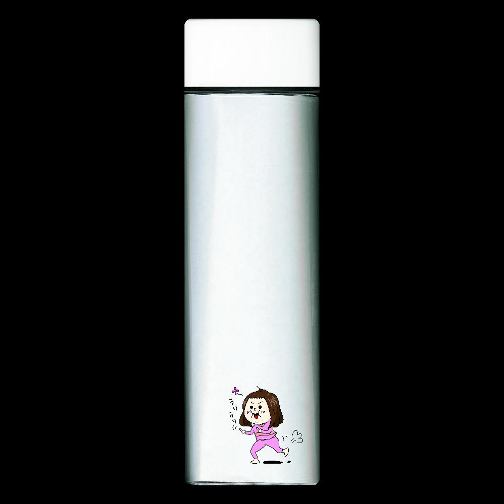 ぽちゃこボトルVer.2.0 スクエアクリアボトル