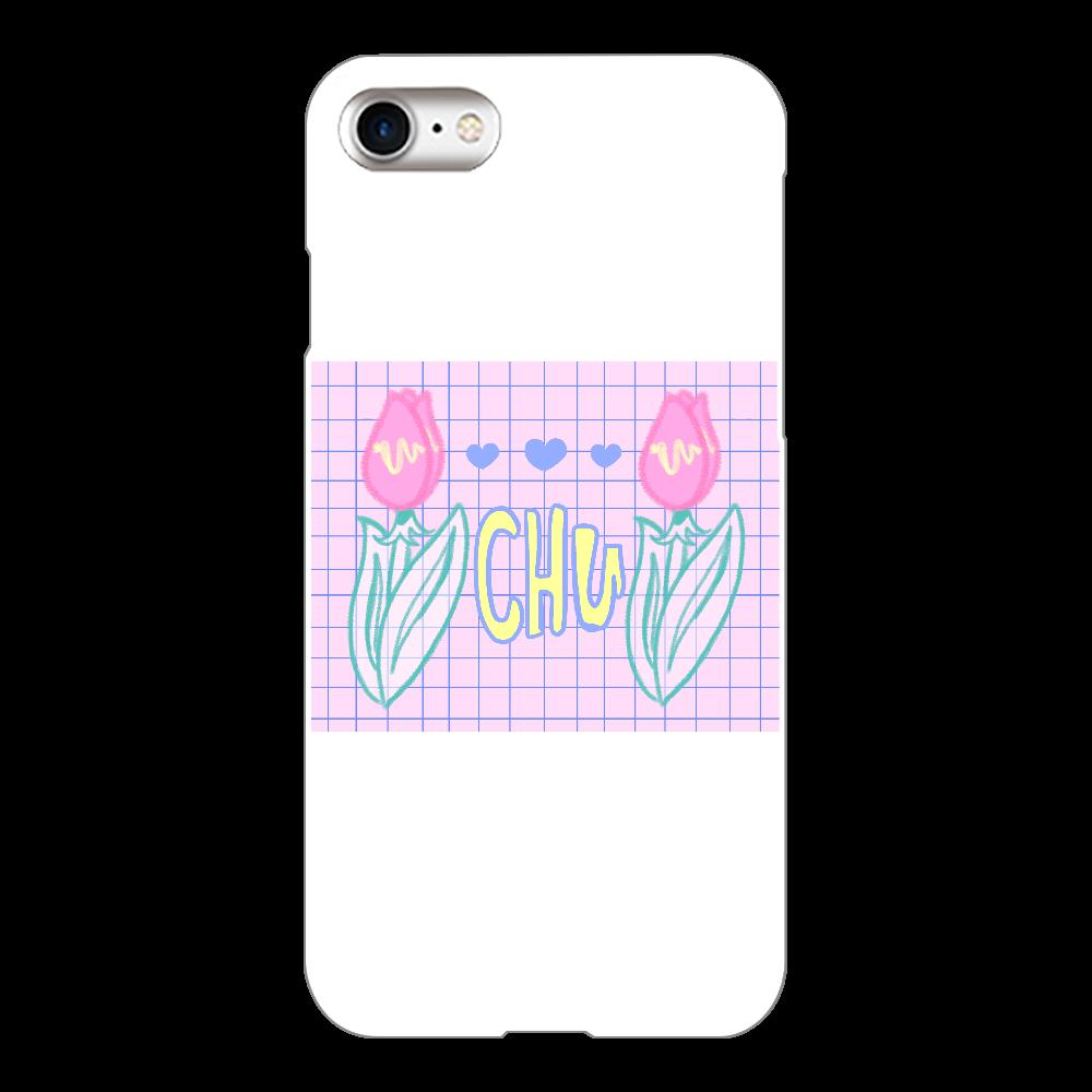CHU〜リップ iPhone8(白)