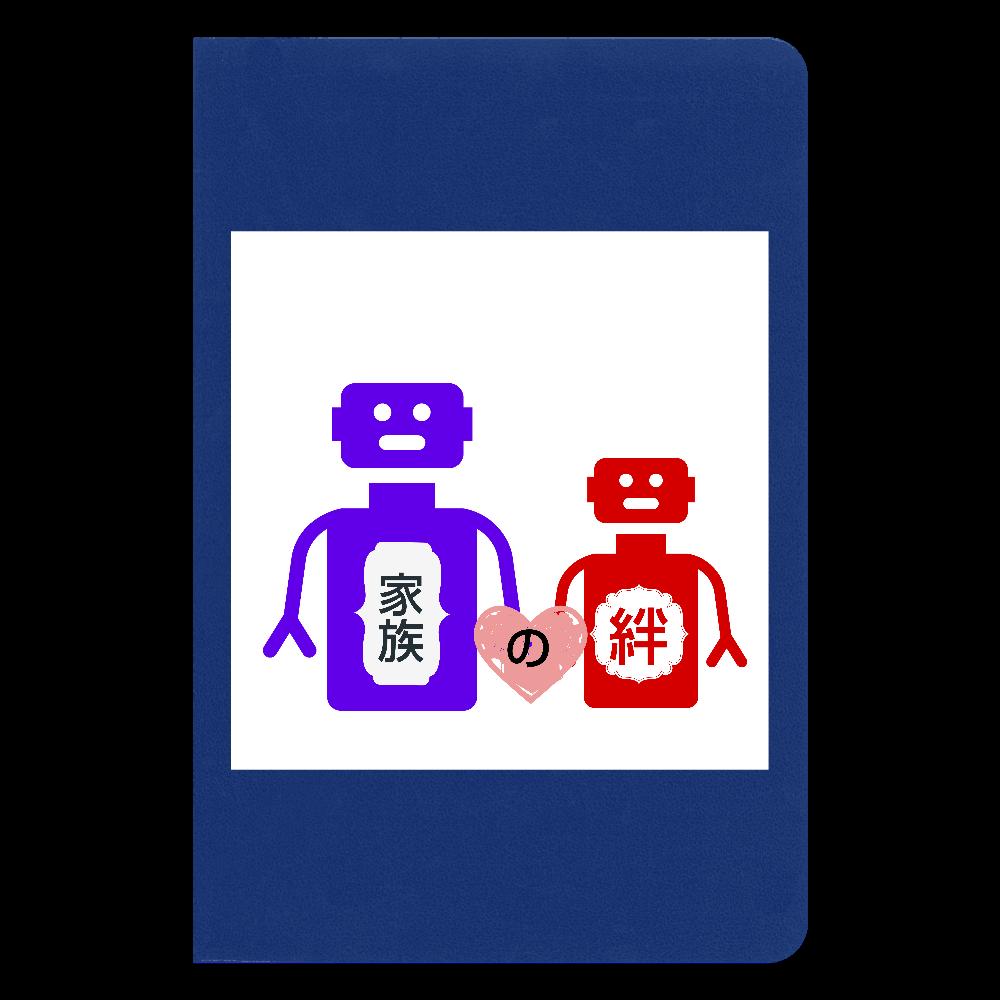 家族シリーズ♥ ハードカバーノート(罫線)