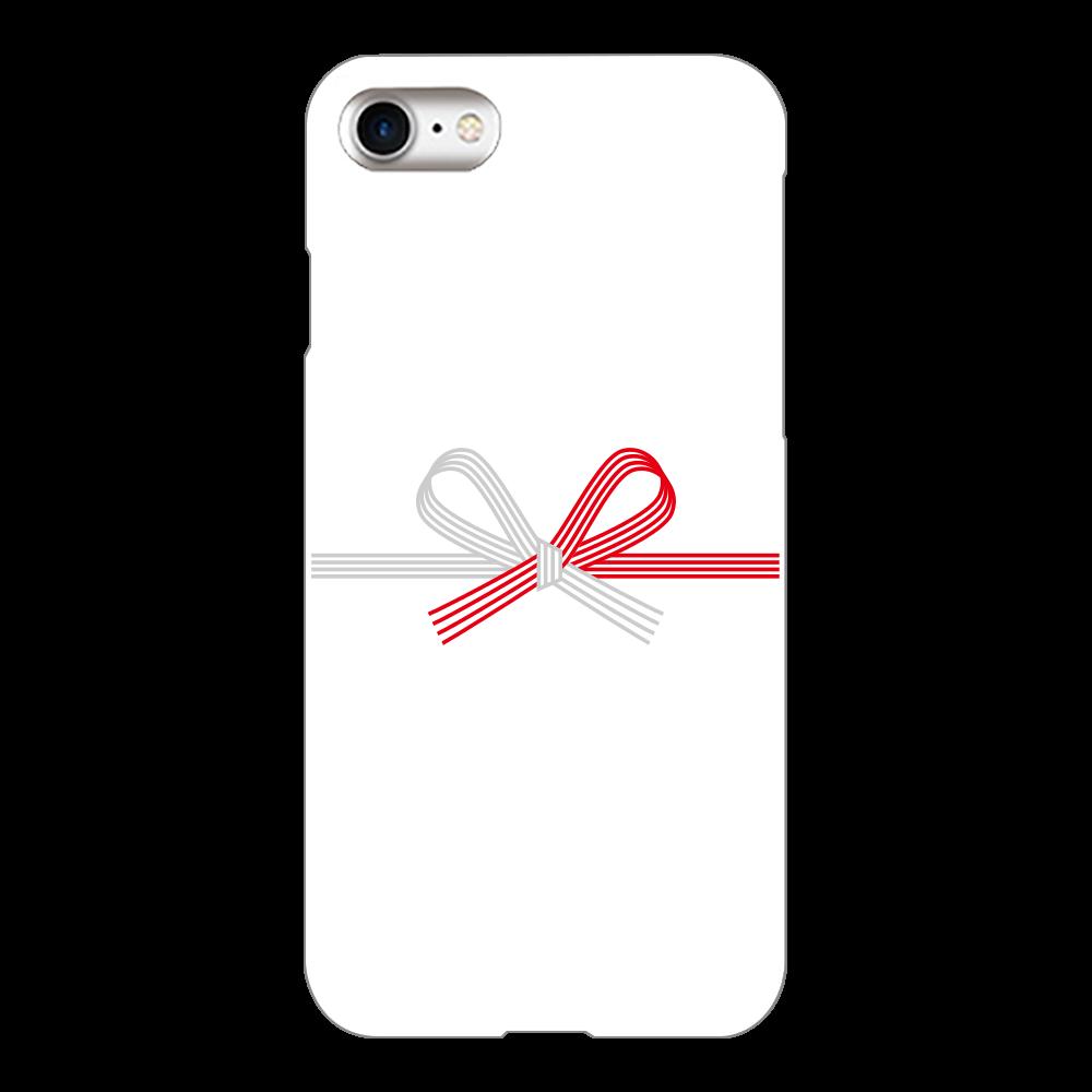 熨斗 iPhone8(白)