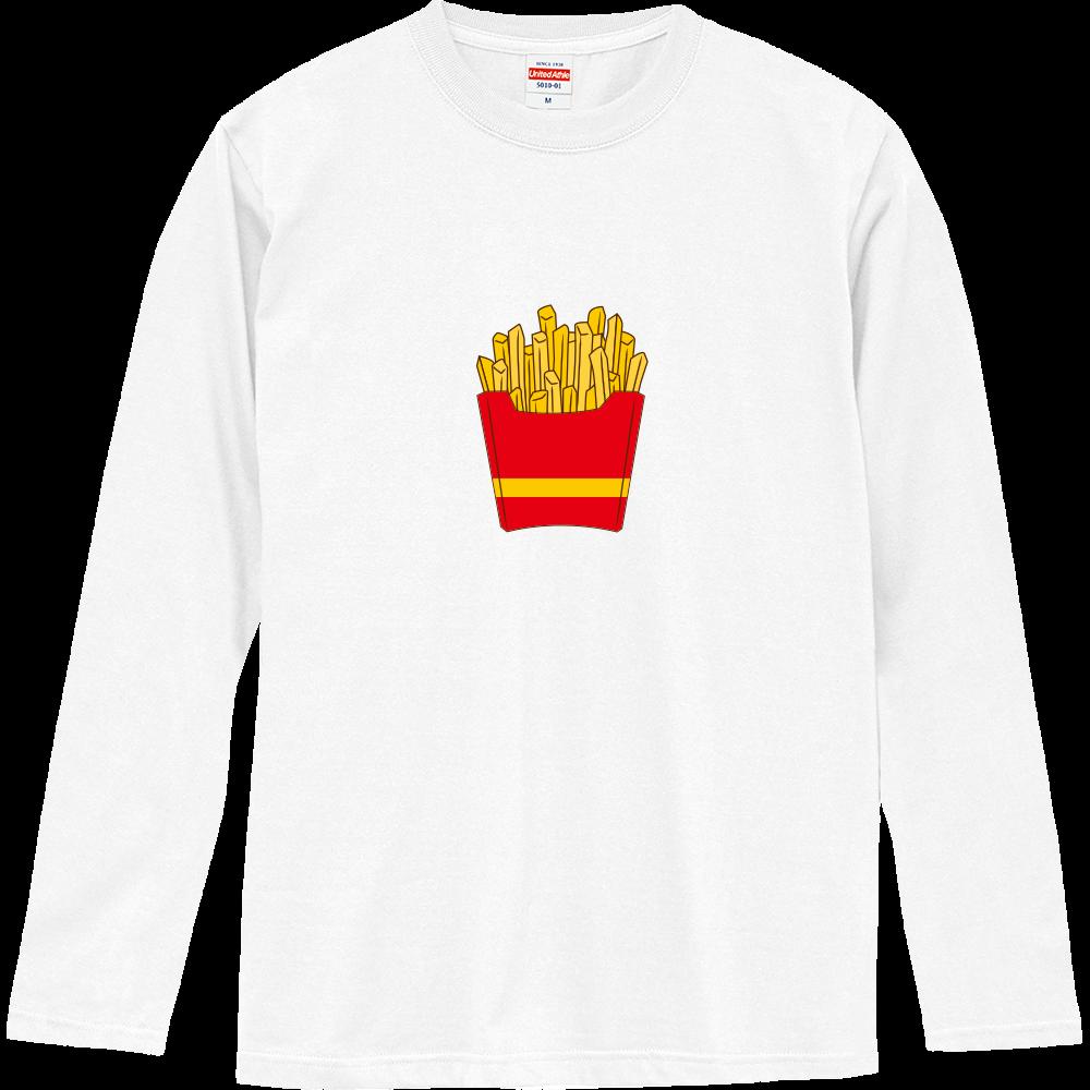 ポテト ロングスリーブTシャツ