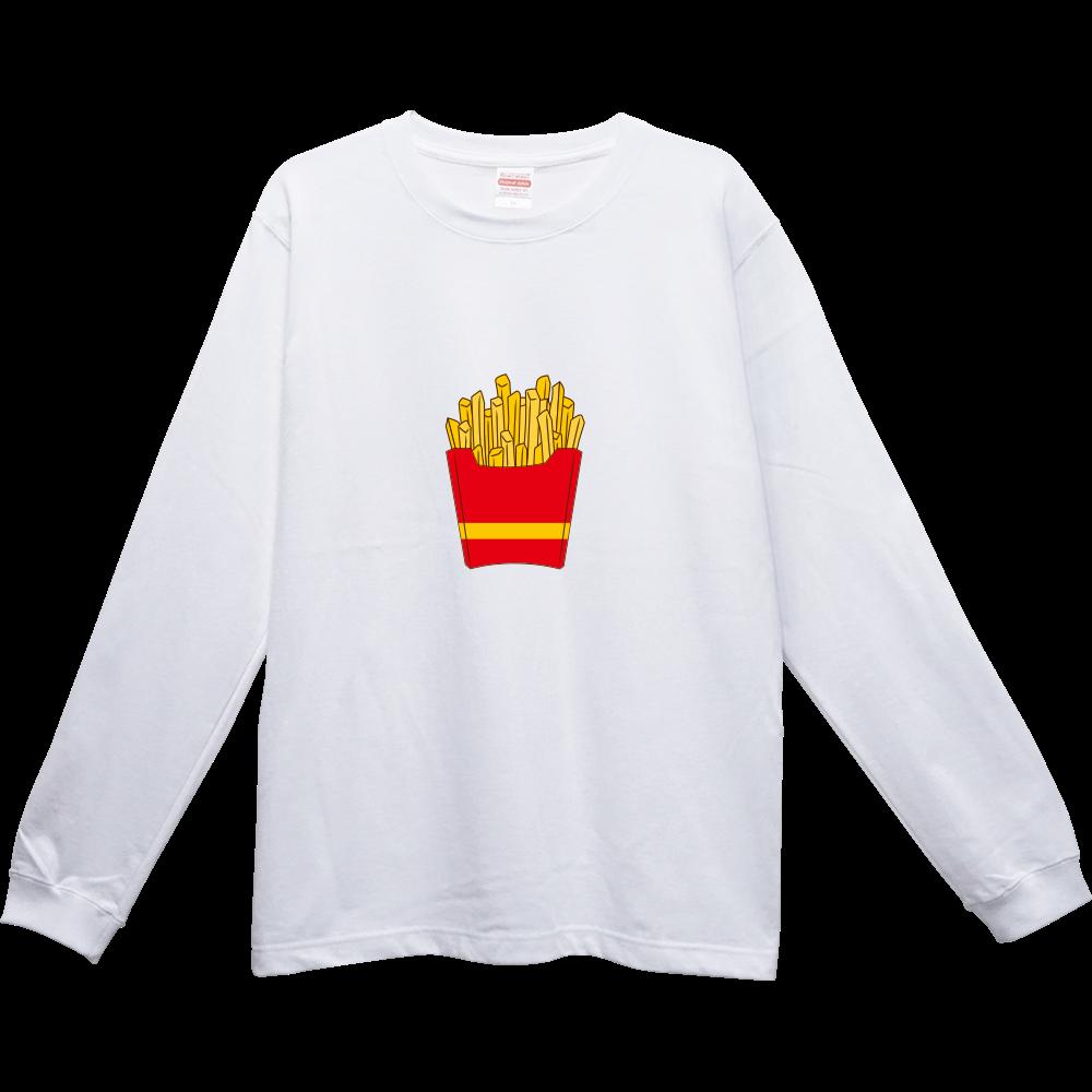 ポテト ヘビーウェイトロングTシャツ