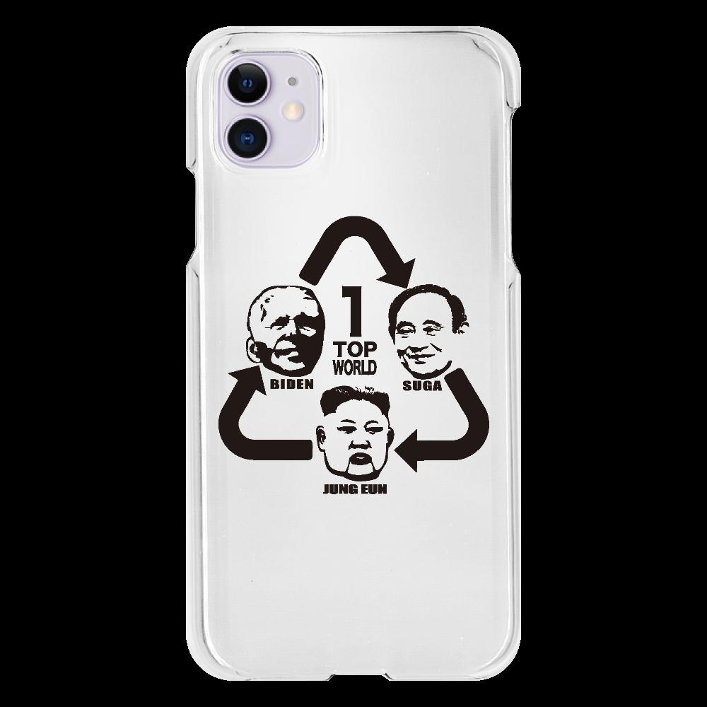 TOP -WORLD- iPhone11(透明)