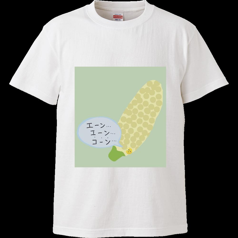 ぼっちコーン ハイクオリティーTシャツ