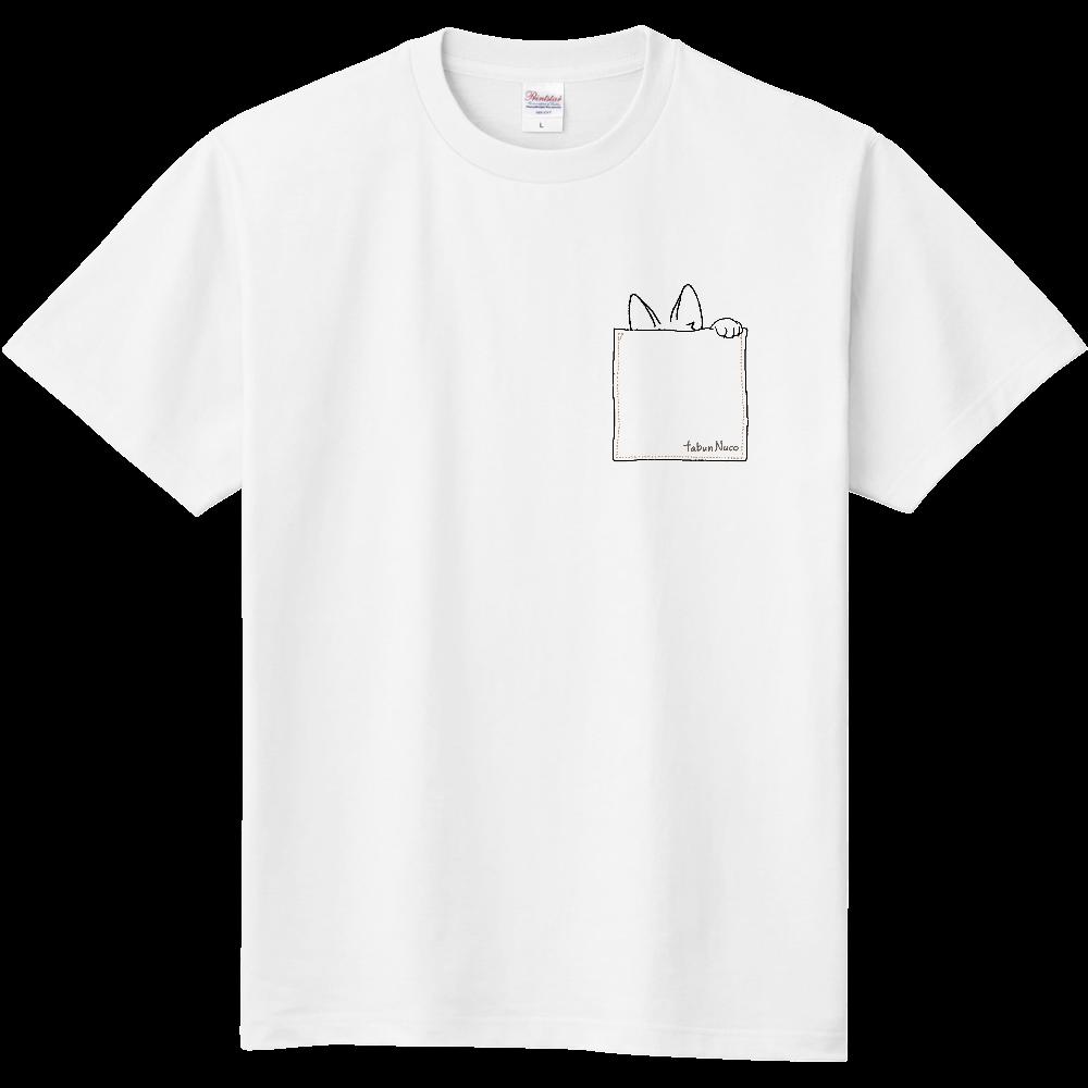 tabun Neko(むねポケット)/定番Tシャツ 定番Tシャツ