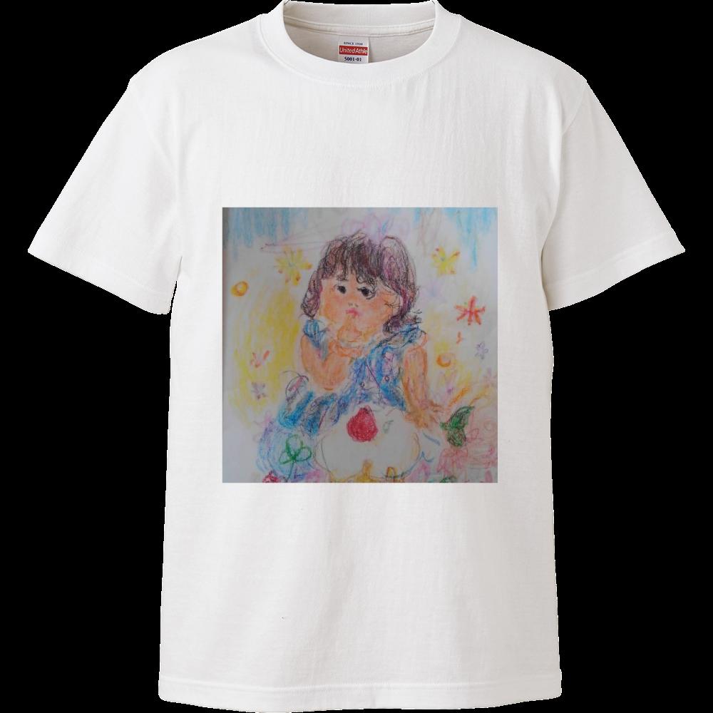 コヨちゃん ハイクオリティーTシャツ
