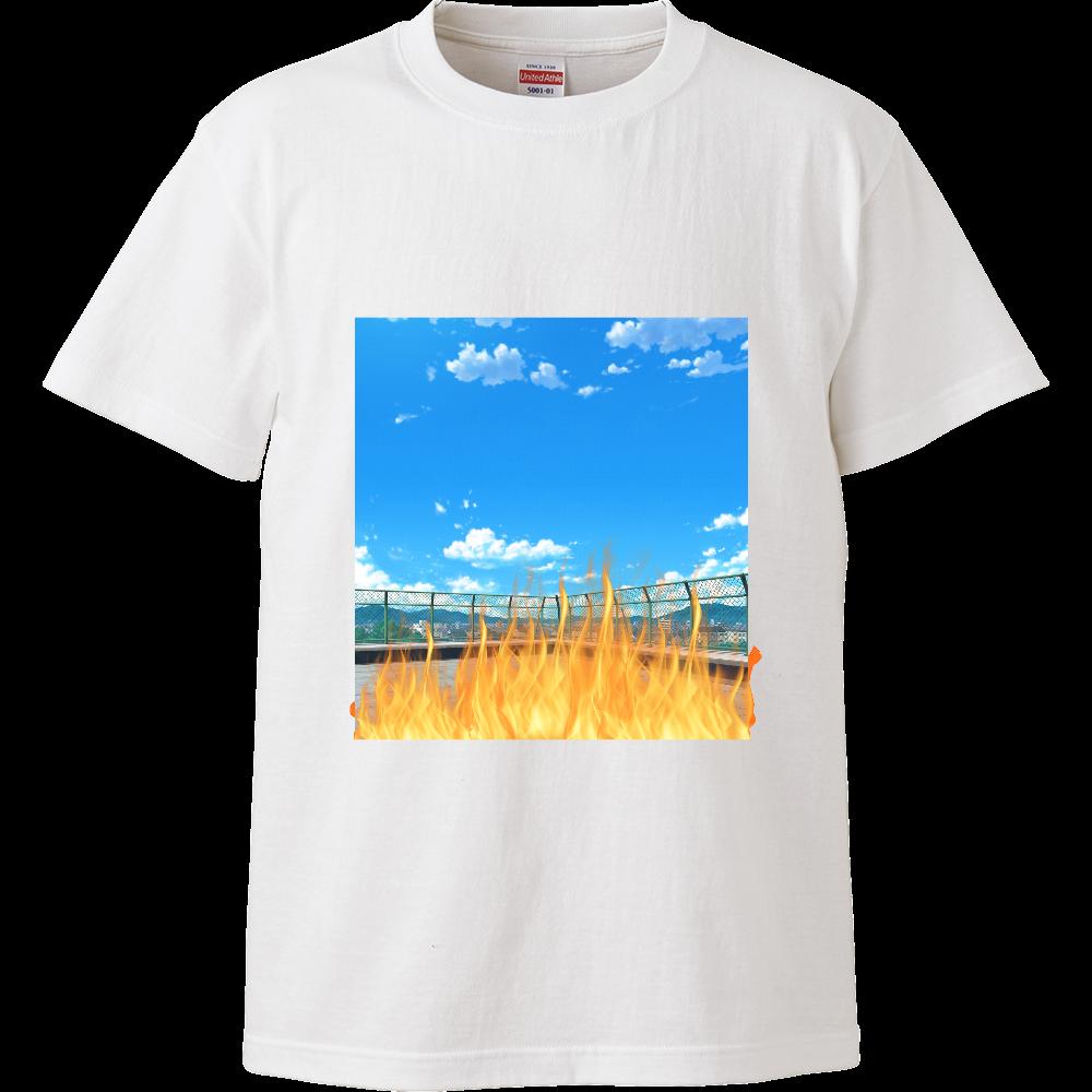 火事だ〜 ハイクオリティーTシャツ