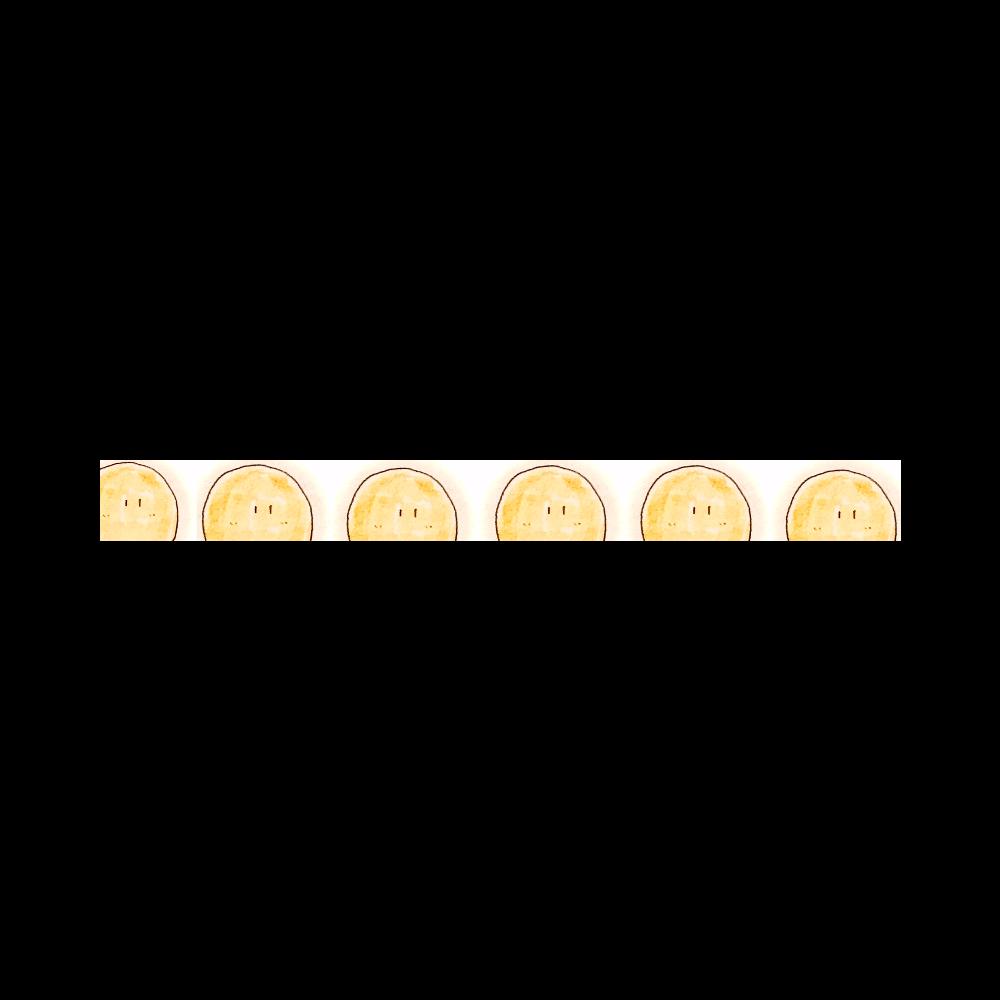 パン? 20mmマスキングテープ