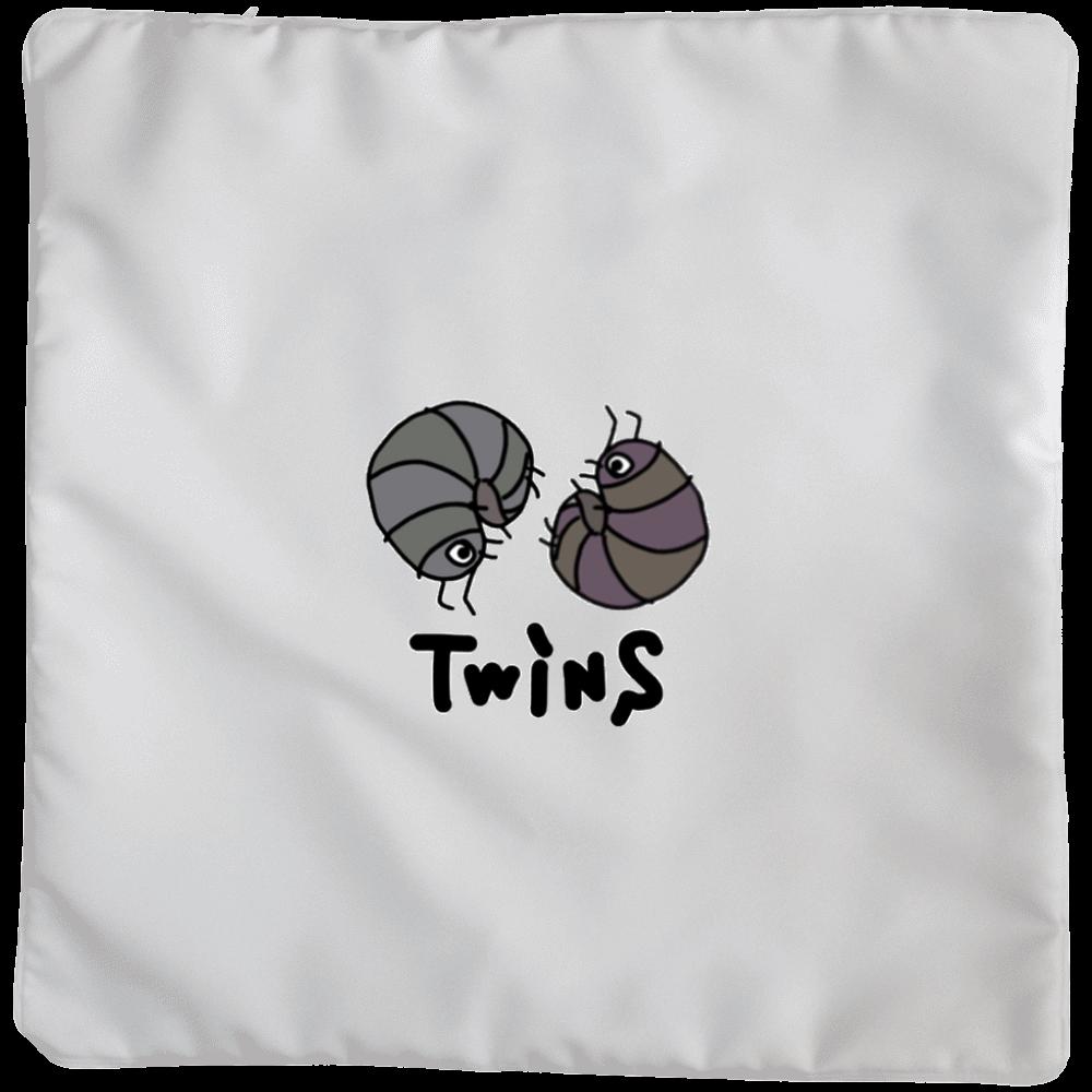 昆虫Twinsの夏休み だんごむし クッション(大)