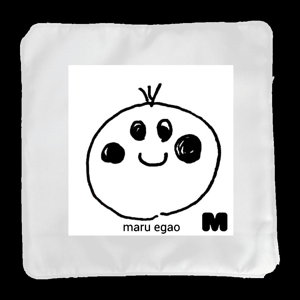 maru egaoクッション クッション(小)