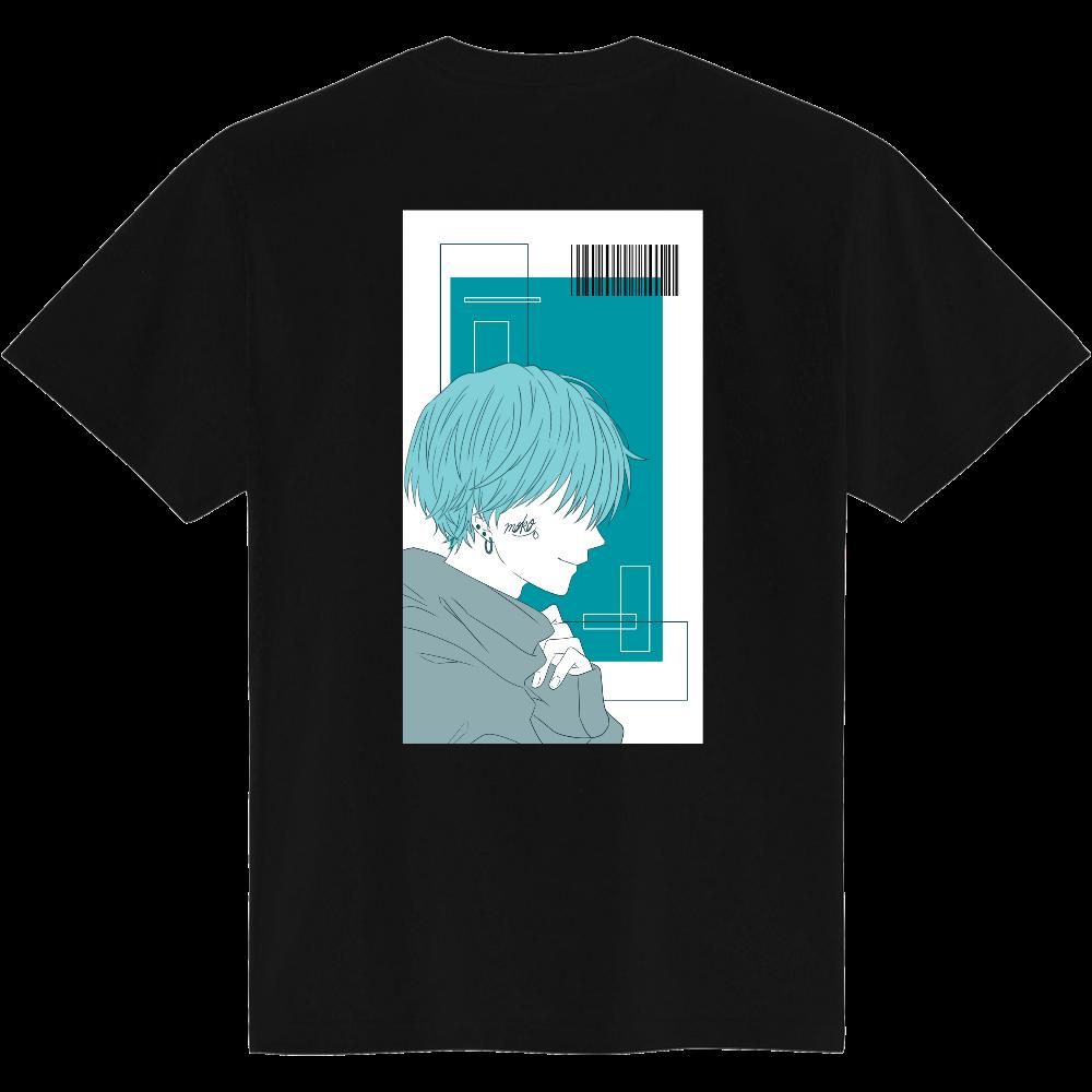 M COLOR Whiteロゴ(NO.12) 定番Tシャツ