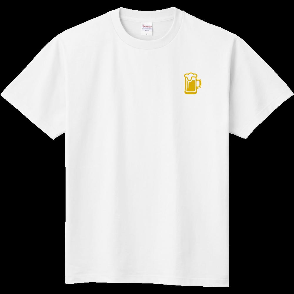 お酒今日はほどほどにしますTシャツ 定番Tシャツ