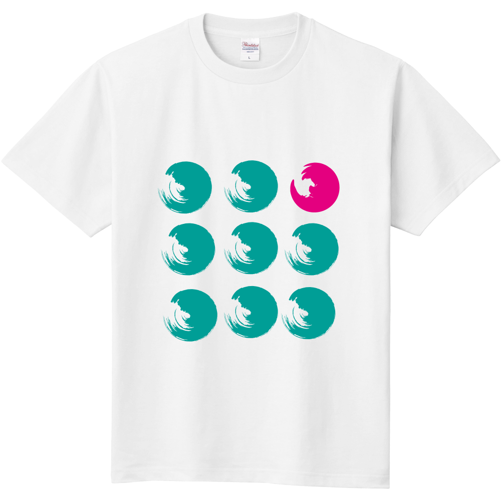 集合体 定番Tシャツ