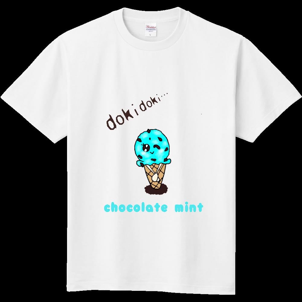 さわやかチョコミント 定番Tシャツ