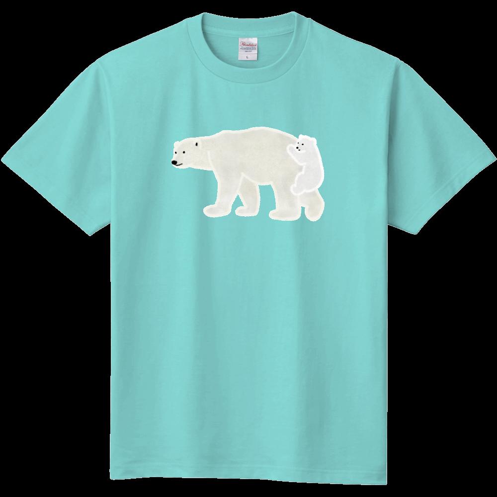 シロクマ 定番Tシャツ