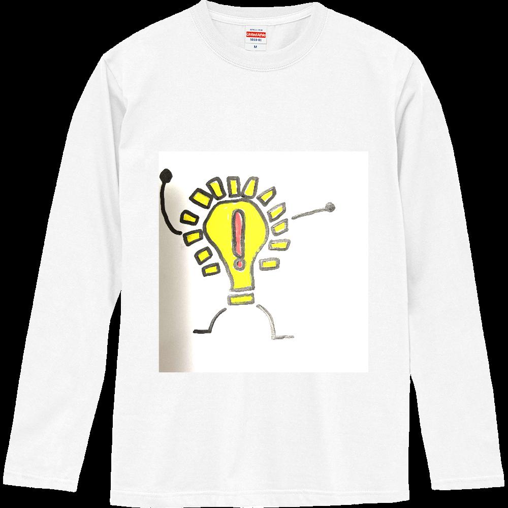 ライトくん ロングスリーブTシャツ