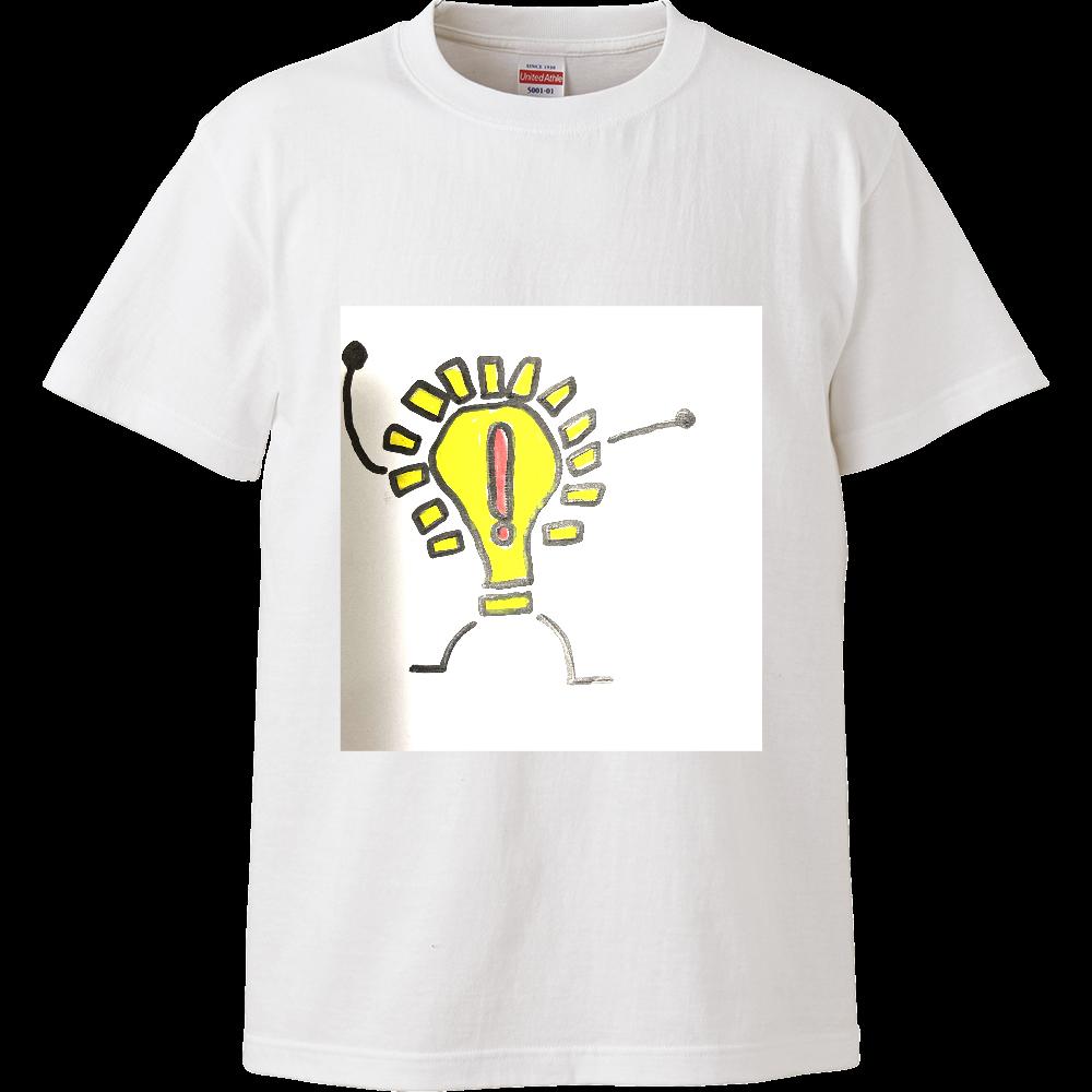 ライトくん ハイクオリティーTシャツ