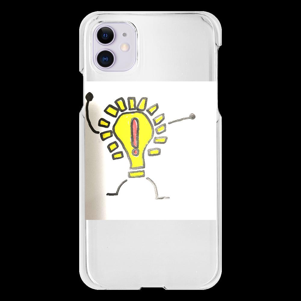 ライトくん iPhone11(透明)