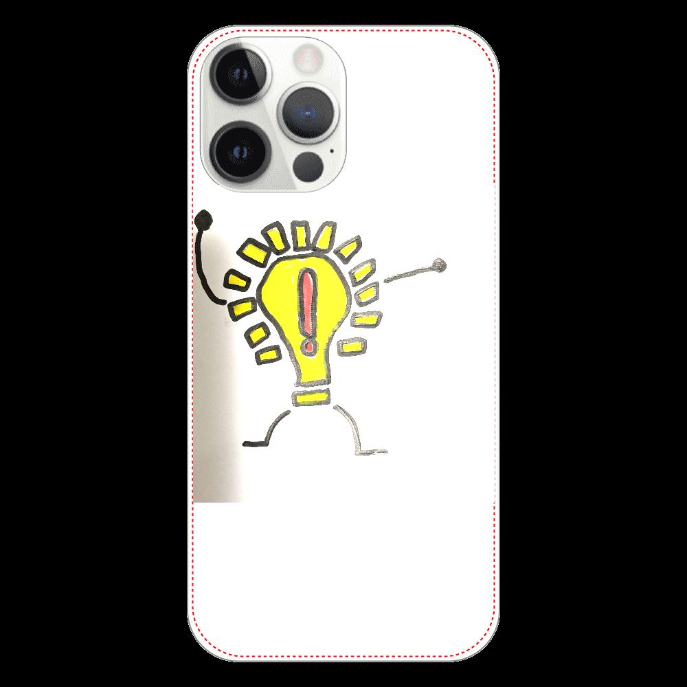 ライトくん iPhone12 ProMax(透明)