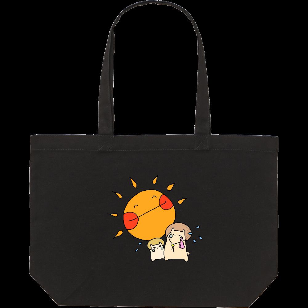 るるたんと太陽のバッグ スタンダードキャンバストートバッグ(W)