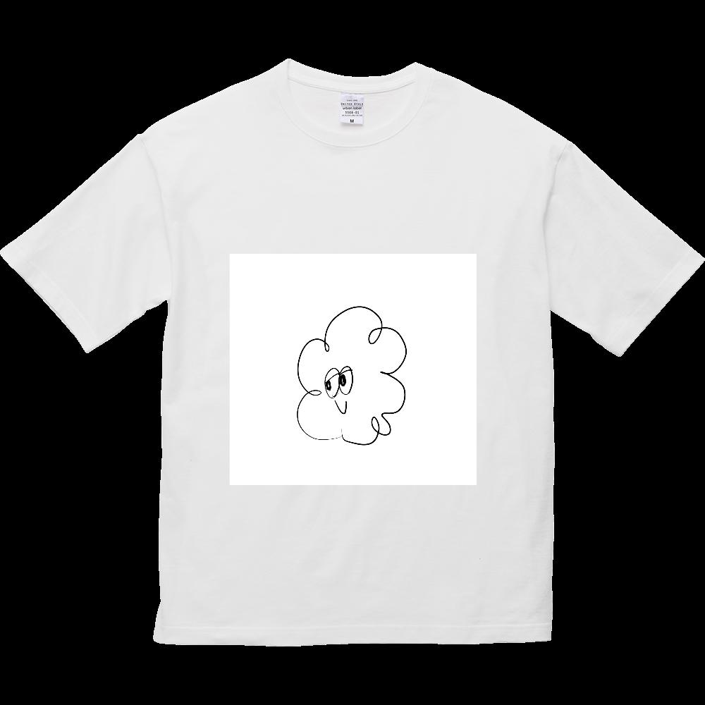 ういんどぐっず 5.6オンス ビッグシルエット Tシャツ