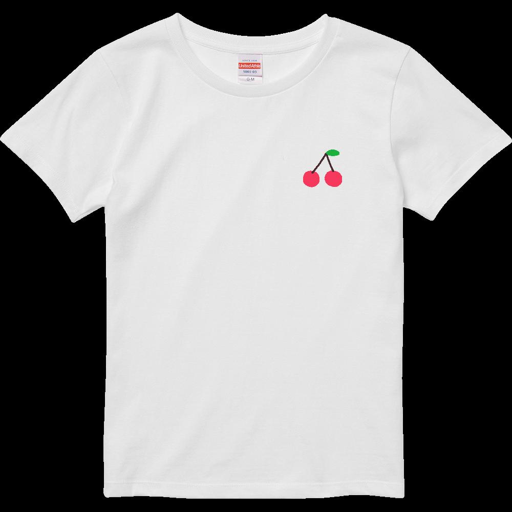 SAKURANBOTシャツ ハイクオリティーTシャツ(ガールズ)