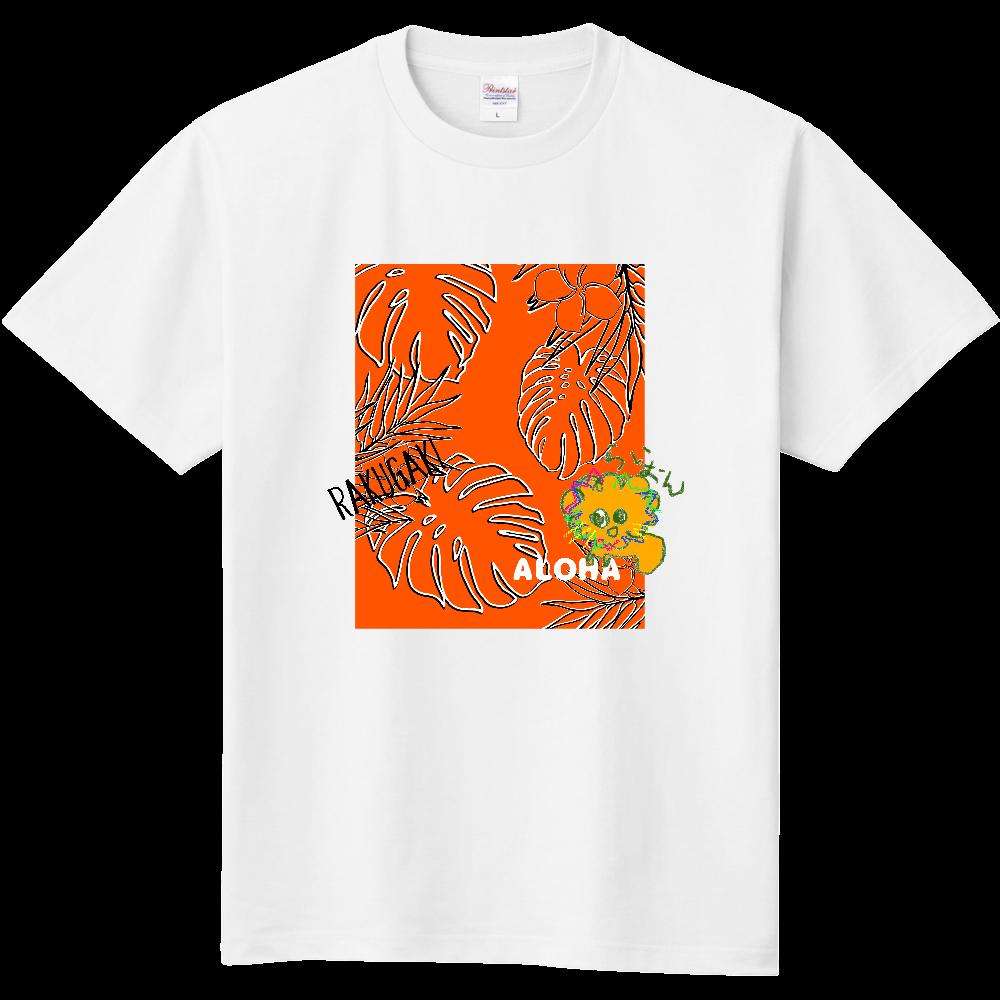 RAKUGAKI ALOHA らいおん 定番Tシャツ