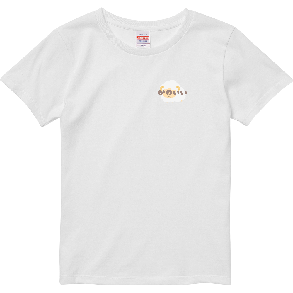 「2021年7月25日 13:36」に作成したデザイン ハイクオリティーTシャツ(ガールズ)