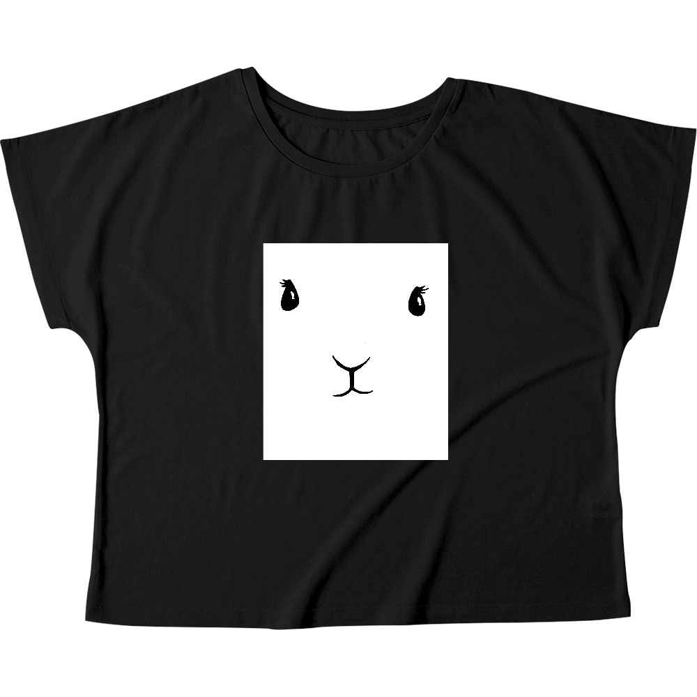 USAGIちゃん ウィメンズ ドルマン Tシャツ