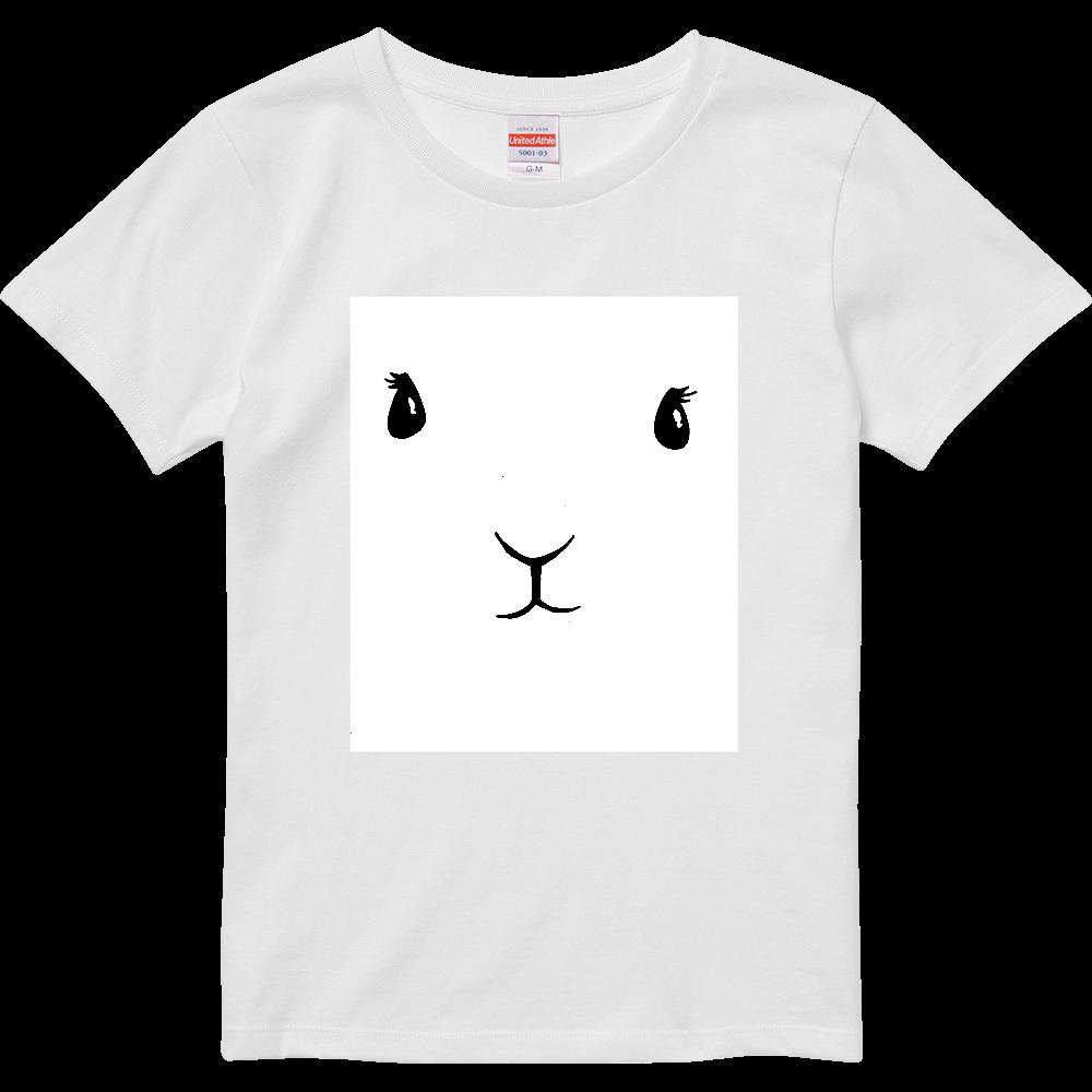 USAGIちゃん ハイクオリティーTシャツ(ガールズ)