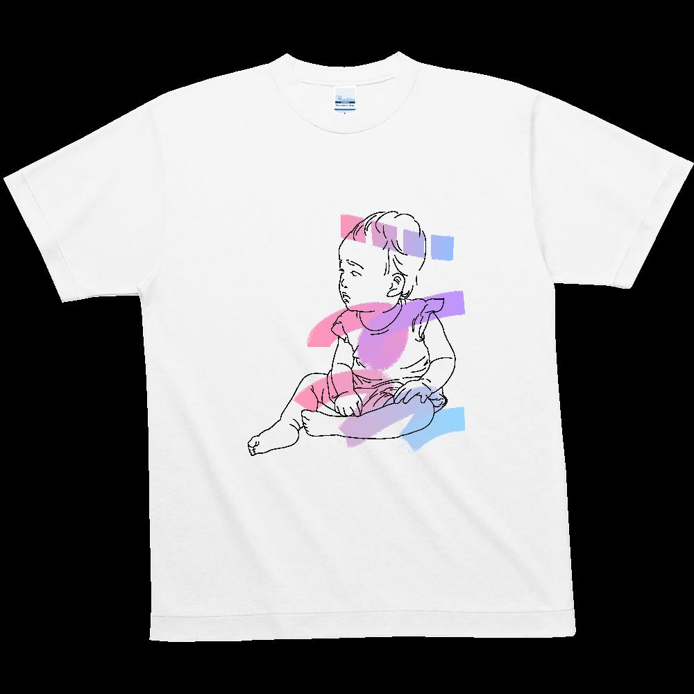 あかちゃんTシャツ ハニカムメッシュTシャツ