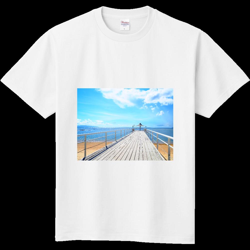 Blue Summer 定番Tシャツ