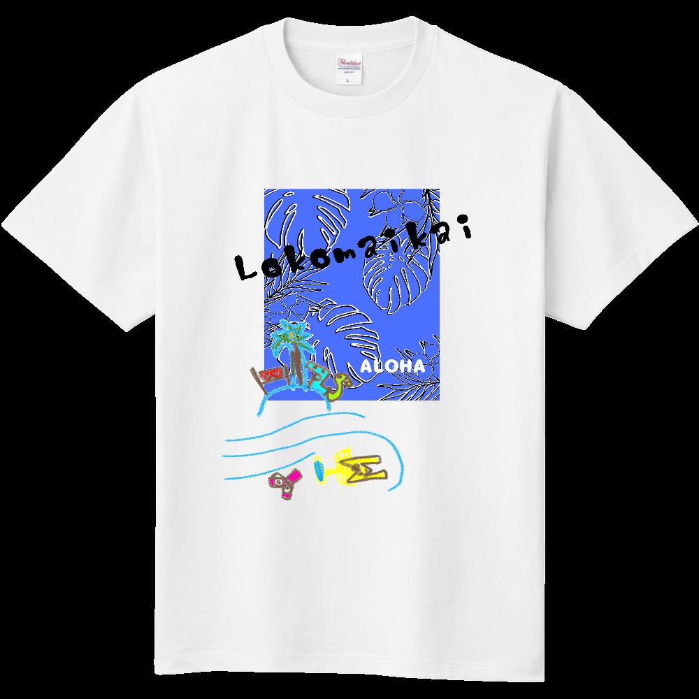 RAKUGAKI ALOHA 南国 定番Tシャツ