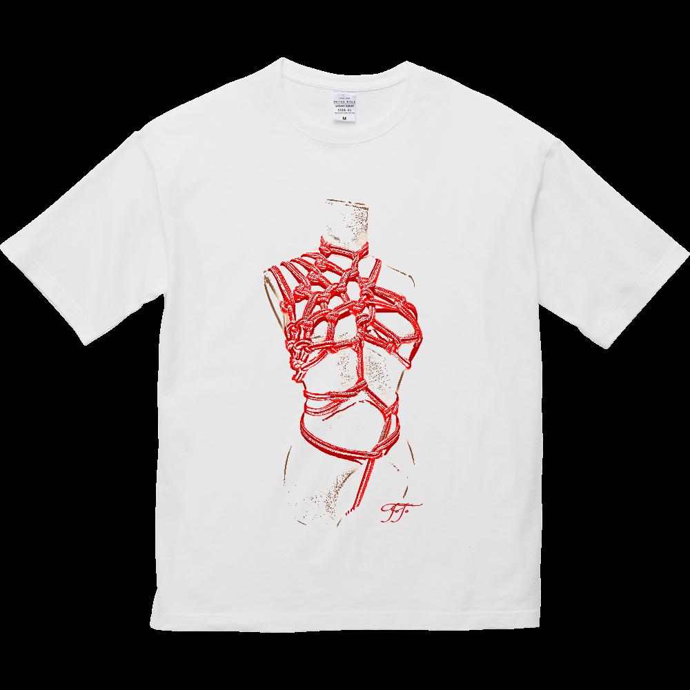 TOTO_NAWA 5.6オンス ビッグシルエット Tシャツ