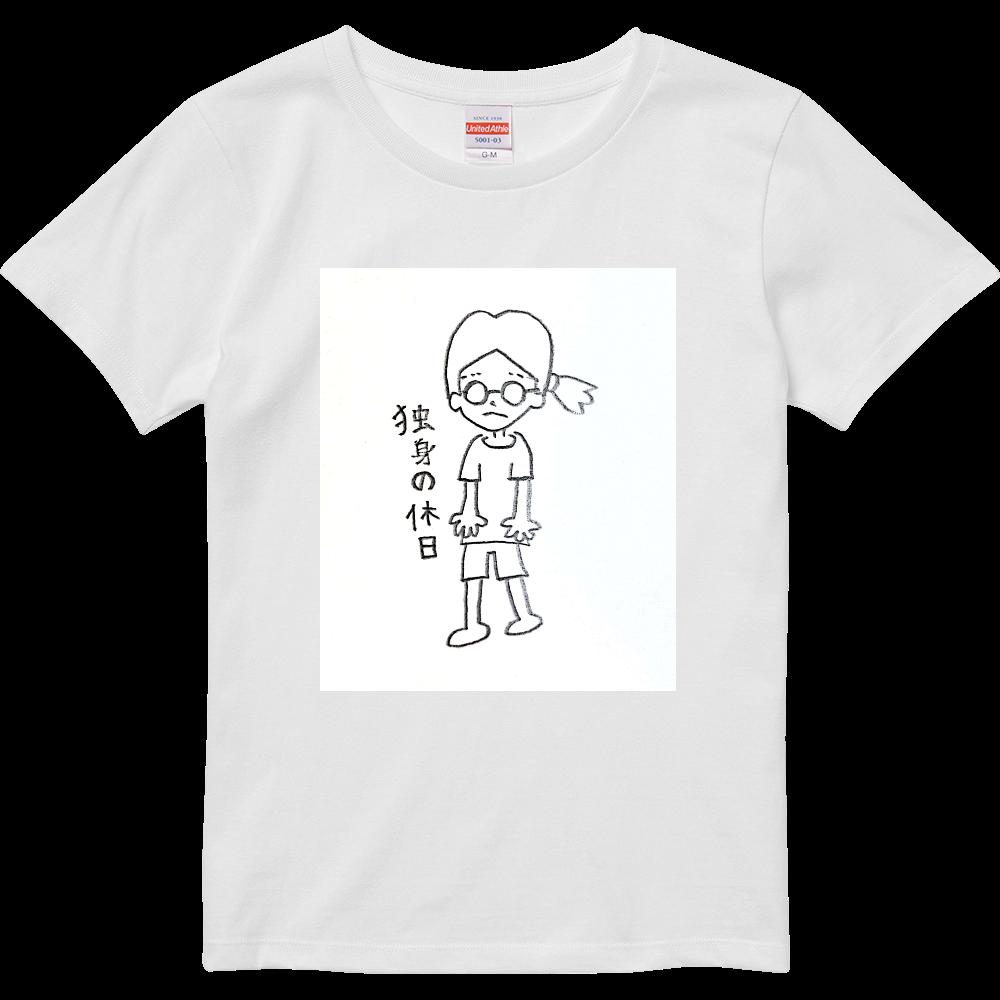 アラサーTシャツ ハイクオリティーTシャツ(ガールズ)