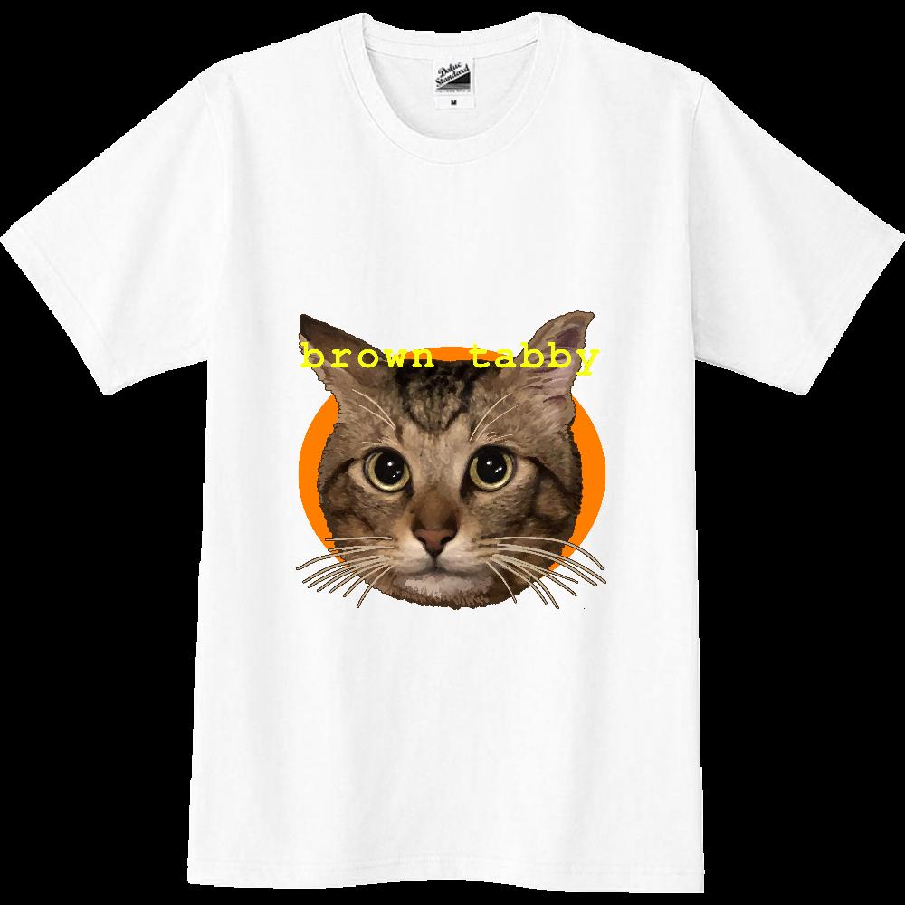キジトラ大好き スリムTシャツ