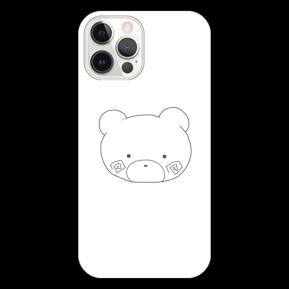 くまのすけ(色無し) iPhone12 Pro