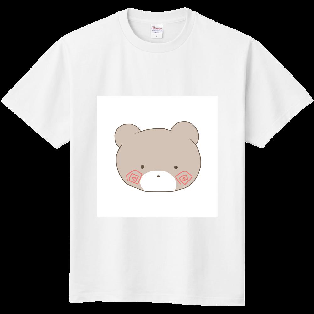 くまのすけ(カラー) 定番Tシャツ