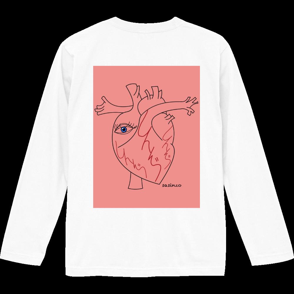 sasinzo ロングスリーブTシャツ