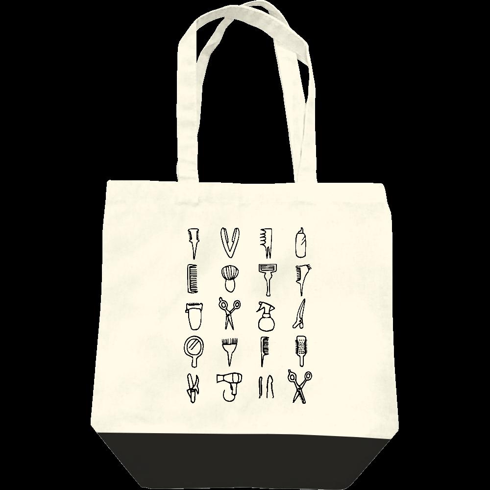 美容師の道具 レギュラーキャンバストートバッグ(M)