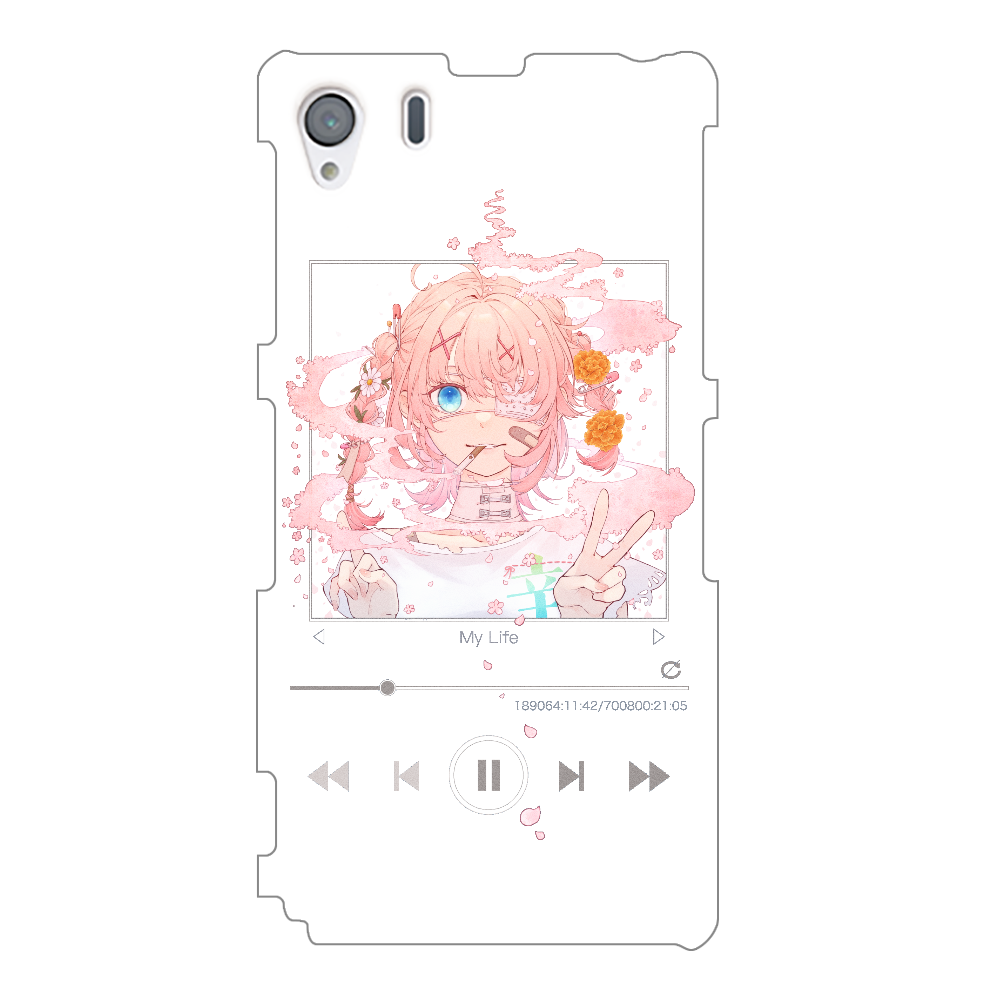Androidスマホケース(対応機種多数) Xperia Z1(SO-01F/SOL23)