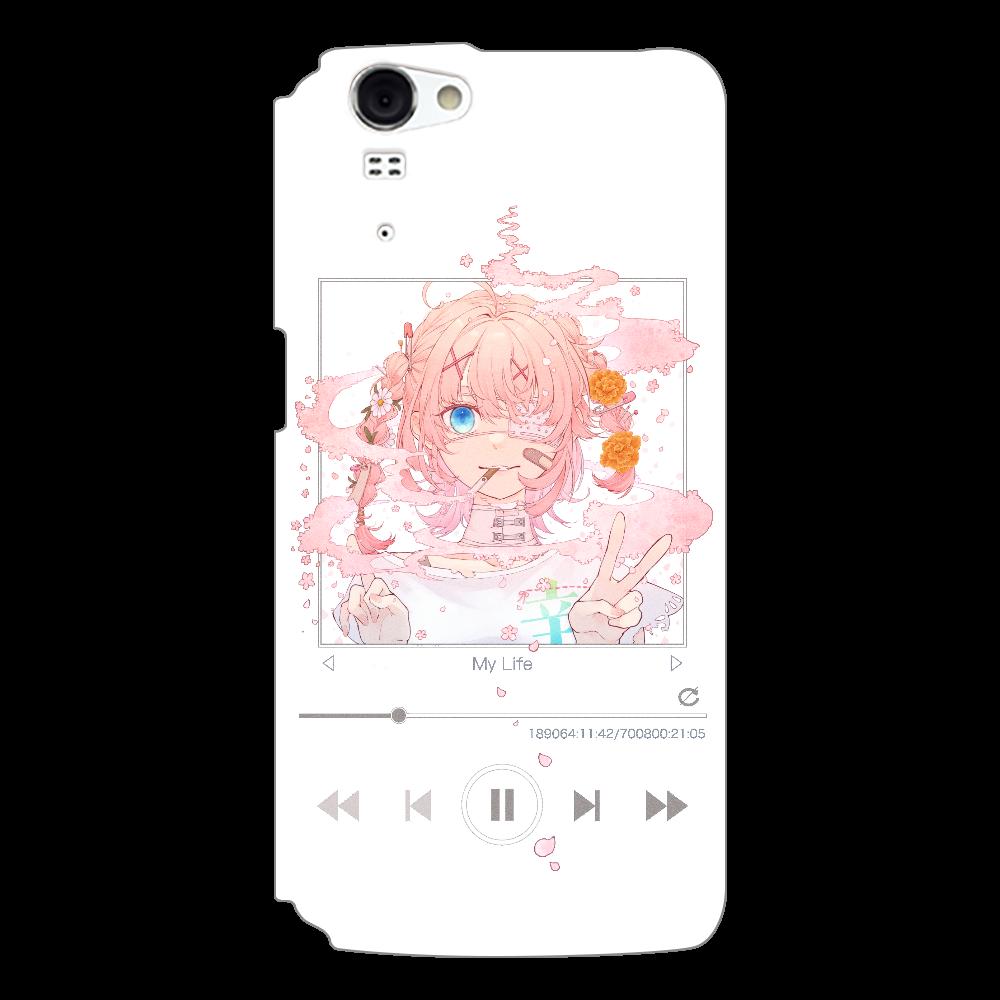 Androidスマホケース(対応機種多数) AQUOS PHONE ZETA(SH-01F)
