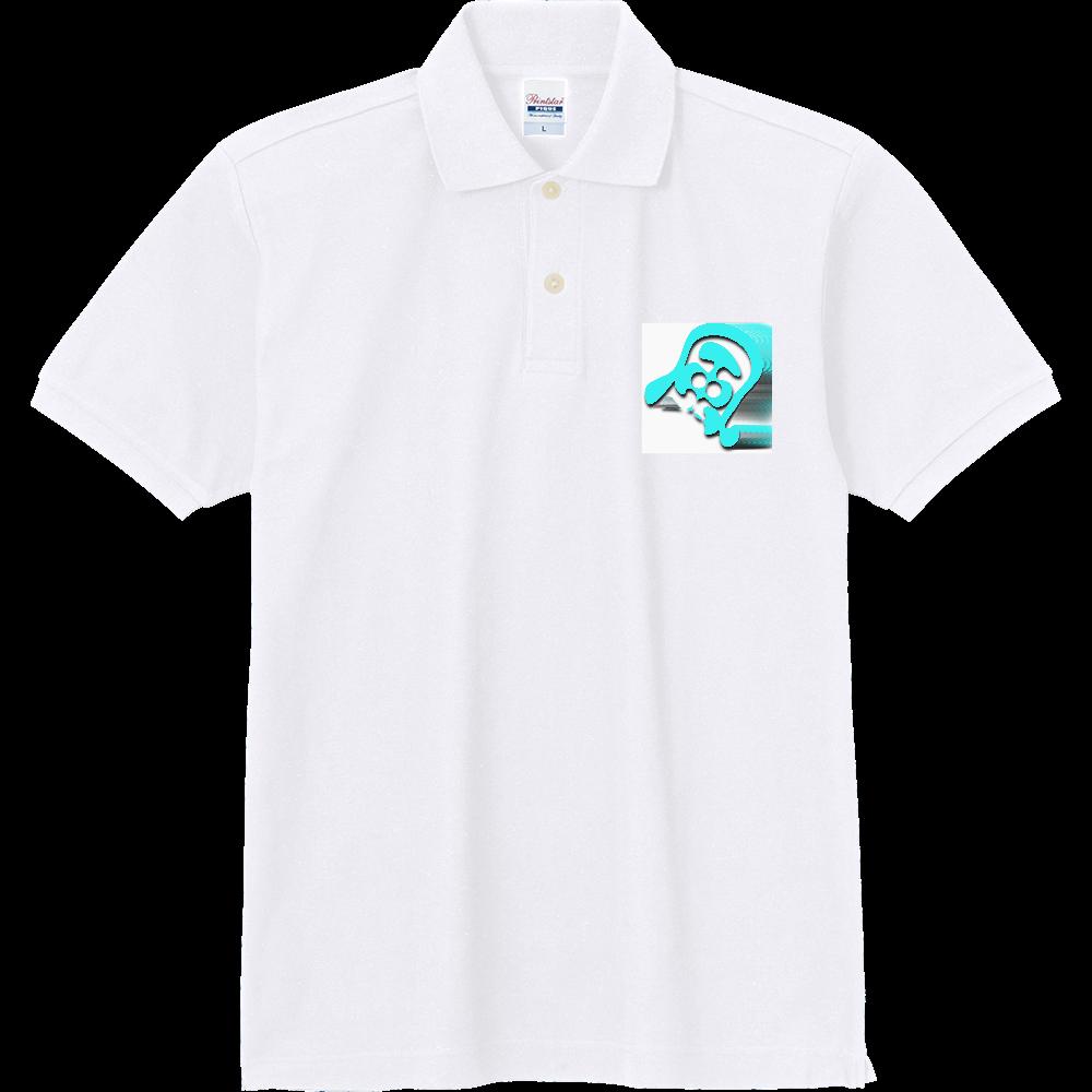 風 定番ポロシャツ