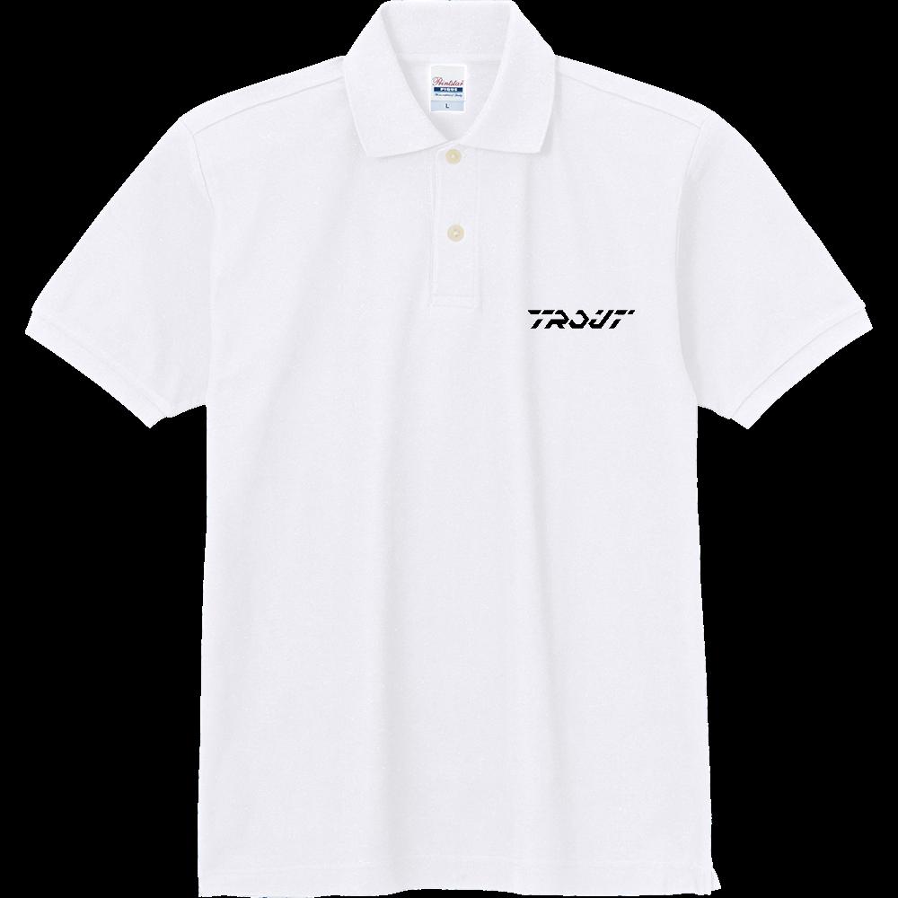 トラウト001 定番ポロシャツ